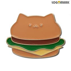 햄버거냥 뺏지