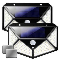 어반LED 태양광 센서등 S1+자석브라킷 패키지 2개세트