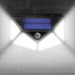 어반 LED 태양광 센서등 S1