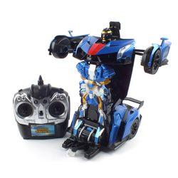 근접센서작동 트랜스포메이션 슈퍼 변신로봇 RC (SXT630118BL)