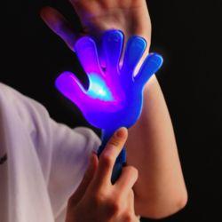 LED 짝짝이-블루