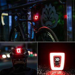 CoolChange USB충전식 후미등 초경량 헬멧장착가능
