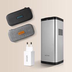 위키오 CRB009 보조배터리 + 전용 파우치(2종) +PD45W 충전기