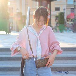 펀칭 장지갑 • 월렛백 - 트윙클 스타