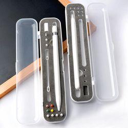 애플펜슬 1 2세대 투명 필통 케이스