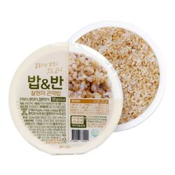 곤약밥플러스 현미 곤약밥 150g 5개