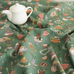 [Fabric] 앤티크 프로방스 린넨 Antique Provence Linen