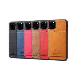 아이폰6S 스탠드 카드 수납 컬러 가죽 케이스 P489