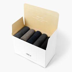 남성용 5팩 CHA-SET
