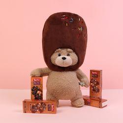 달달한 초코병정테드 + 로아커 로즈 초콜릿