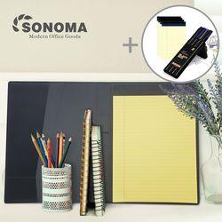 소노마 하드 A4 노트패드 절취노트 50매 5권 스페셜세트