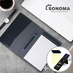 소노마 하드 A5 노트패드 절취노트 50매 5권 스페셜세트