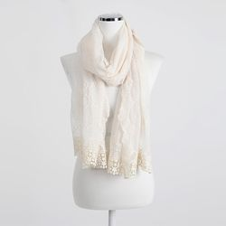 Spring Lace Scarf