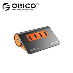 오리코 M3H4-G2 Gen2 USB3.1 4포트 유전원 허브