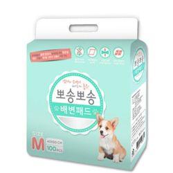 뽀송뽀송 배변패드 20g 100매 (40X050) - pb