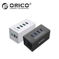 오리코 A3H4 USB3.0 4포트 유전원 허브