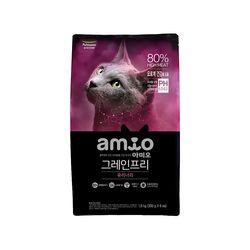 아미오 캣 그레인프리 유리너리 1.8kg