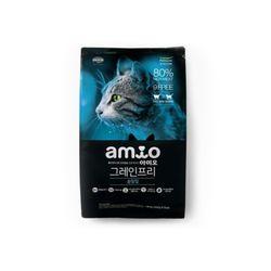 아미오 캣 그레인프리 슬림업 1.8kg