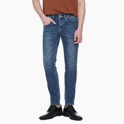 [예약판매 3/16순차배송] LM005 SLIM STRAIGHT DENIM PANTS