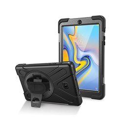 갤럭시탭S6 5G 360도 크로스 하드 태블릿 케이스 T013
