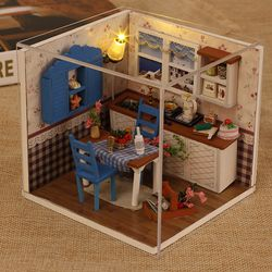 DIY 미니어처하우스 메이플 룸