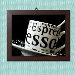 사진액자or그림액자 인테리어 11x14 09.espresso