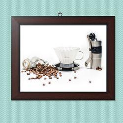 사진액자or그림액자 인테리어 11x14 07.coffeebean