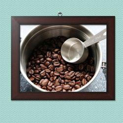 사진액자or그림액자 인테리어 11x14 05.coffee beans