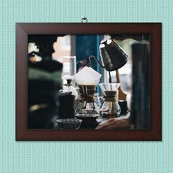 사진액자or그림액자 인테리어효과Up 11x14 03.coffee2
