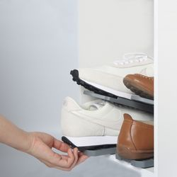 슬라이딩 신발정리대(슈즈렉) 슬림 10P세트