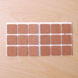 18p 사각 긁힘방지 바닥보호패드(2.5cm)