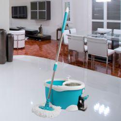 통돌이 회전 물걸레 청소기