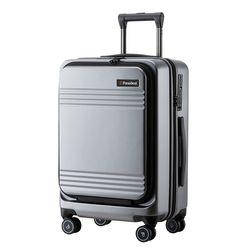 프레지던트 A90 그레이 20인치 하드캐리어 여행가방