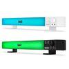 녹스 RGB 사운드바 USB스피커 바스타X (가상7.1채널)