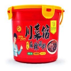 등니라오 대용량 마라소스 1kg 마라훠궈 탕 소스 재료