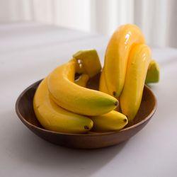 바나나 3개 모형