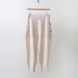 Laine Wool Pocket Jogger Pants