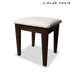 S3 원목 화장대 스툴 의자(S390)