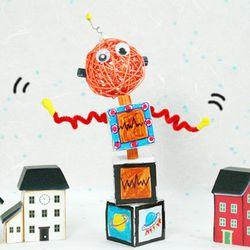 만들기 춤추는 로봇(10set)