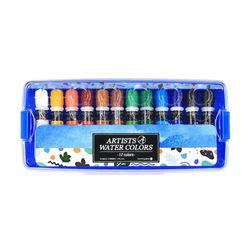7000 수채화물감(12색블루) 아티스트 A