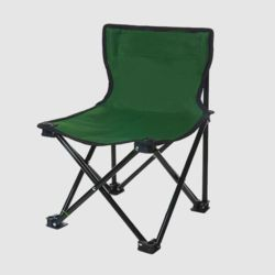 캠포스 등받이 접이식 의자(그린)