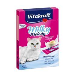 고양이간식 비타 밀키멜로디 퓨어 70g(10g 7p)