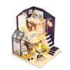 DIY 미니어처하우스 별이쏟아지는복층/만들기 도구세