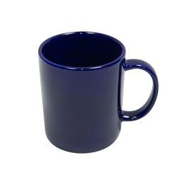 빈티지 머그컵-네이비