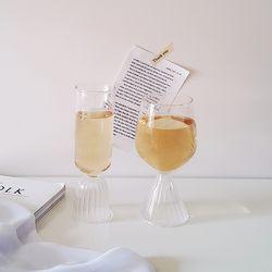 티니블랑벨 샴페이잔 와인잔 맥주잔