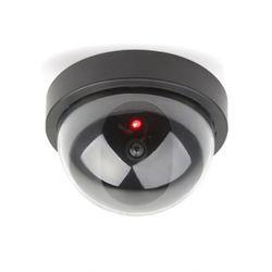 모션인식 모형 CCTV 감시 카메라 LX101-2 돔형(블랙)