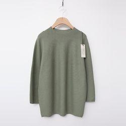Laine Wool Sweater - 7부소매