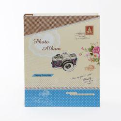 카메라 포켓식 포토앨범(5x7) (50매) (브라운)