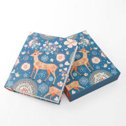 꽃과사슴 포토앨범(4x6) (50매)