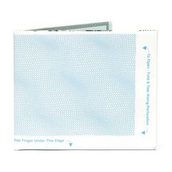 디월아트 미국 백지수표 플렉스 친환경 종이지갑 (TW-WA-092)